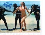 Martine Beswick Hammer Horror, Bond Girl, One Million years BC # 7